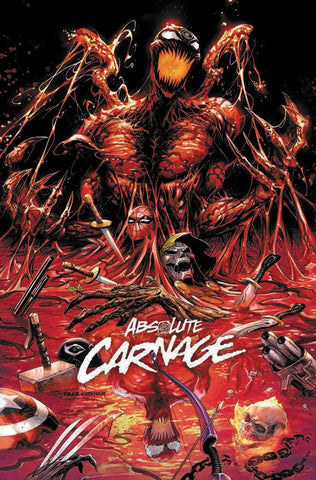 Absolute Carnage #1 (of 4) - Exclusive Variant - Tyler Kirkham