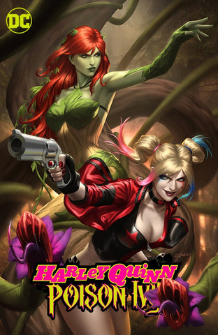 Harley Quinn and Poison Ivy #3 - Ejikure