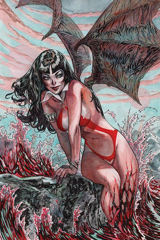 Vampirella #11 - 1:40 Ratio Virgin Variant - Guillem March