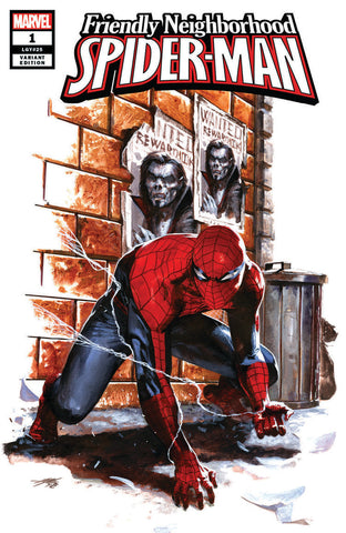 FRIENDLY NEIGHBORHOOD SPIDER-MAN #1 DELL'OTTO TRADE EXCLUSIVE