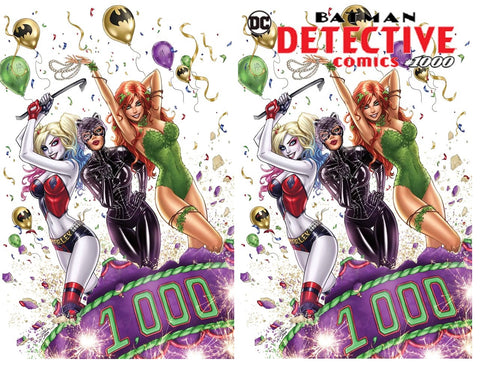 CK ELITE: DETECTIVE #1000 MCTEIGUE