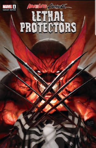 ABSOLUTE CARNAGE LETHAL PROTECTORS #1