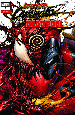 Absolute Carnage vs. Deadpool #1 (OF 3) - Tyler Kirkham