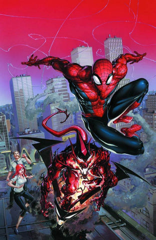 Amazing Spider-Man #798 - Exclusive Variant - Clayton Crain