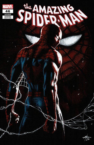 Amazing Spider-Man #46 - Exclusive Variant - Gabriele Dell'Otto