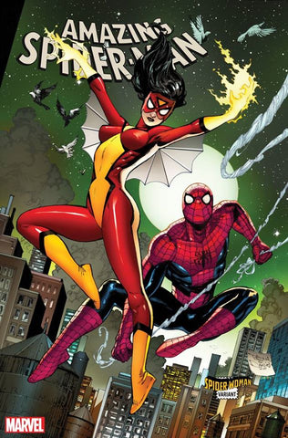 Amazing Spider-Man #42 - Spider-Woman Variant - Tony Daniel - 03/25/20