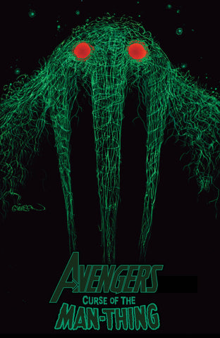 Avengers: Curse of the Man-Thing #1 - Variant - 03/31/21 - Patrick Gleason