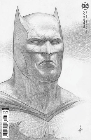 Batman #106 - 1:25 Ratio Variant - Riccardo Federici