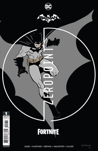 Batman/Fortnite: Zero Point #1 - Premium Variant - 04/20/21 - Donald Mustard