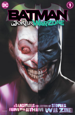 "Batman: The Joker War Zone #1 - Exclusive ""NYCC"" Foil Variant - Ben Oliver"
