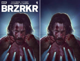 Brzrkr #1 - Exclusive Variant - Closeup - Rahzzah