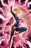 Captain Marvel #7 - SDCC Exclusive - J. Scott Campbell