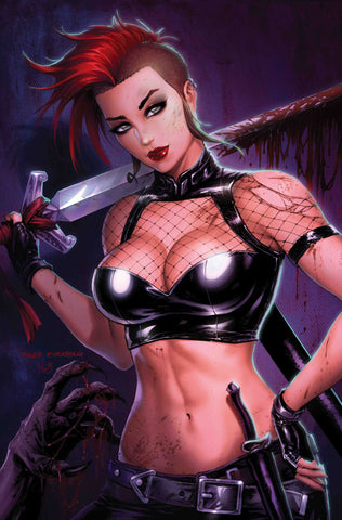 Chastity #1 - CK Exclusive Virgin Cover - Tyler Kirkham, Nei Ruffino