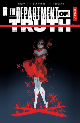 Department of Truth #1 - 1:50 Ratio Variant - Mirka Andolfo