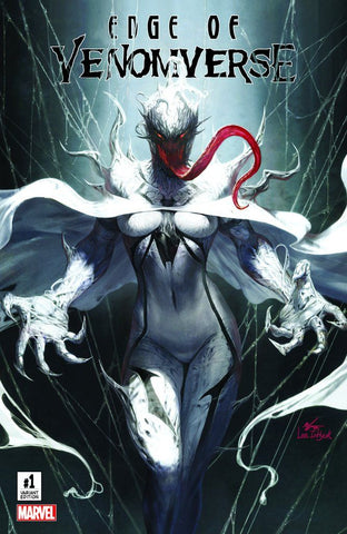 Edge of Venomverse #1 - Exclusive Variant - InHyuk Lee