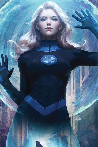 Fantastic Four #1 - Invisible Woman Variant - Artgerm