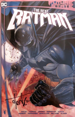 Future State: The Next Batman #1 - Exclusive Variant - SIGNED - Tyler Kirkham