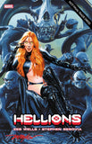 Hellions #2 - Trade & Virgin Variants - Mike Mayhew