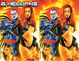 Hellions #3 - Exclusive Variants - Mike Mayhew