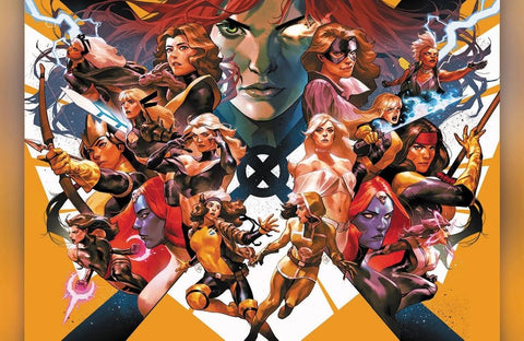 House of X #2 - Exclusive Variant - Fourth Printing - Yasmine Putri