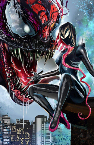 King in Black: Gwenom Vs. Carnage #1 -CK Shared Exclusive - Greg Horn