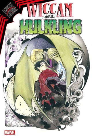King in Black: Wiccan and Hulkling #1 - Stormbreakers Variant - 03/03/21 - Peach Momoko