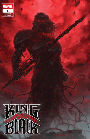 King in Black #1 - CK Shared Exclusive - JeeHyung Lee