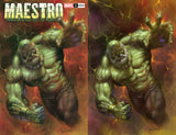 Maestro #1 - CK Exclusive Variant - Lucio Parrillo