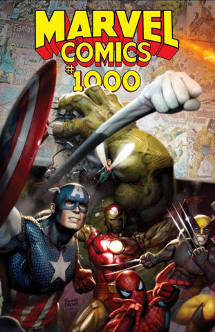 Marvel Comics #1000 - Exclusive Variant - Ryan Brown