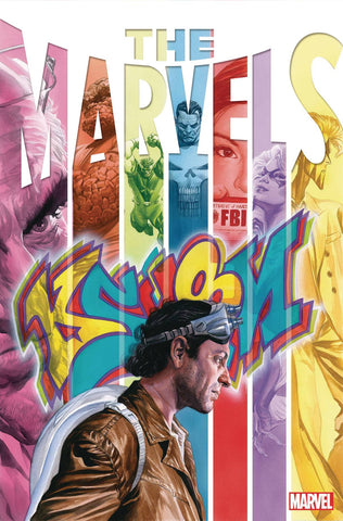 The Marvels #2 - Cover A - 05/26/21 - Alex Ross