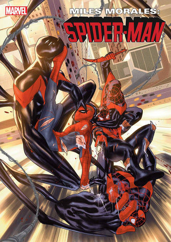 Miles Morales: Spider-Man #26 - Cover A - 05/26/21 - Taurin Clarke