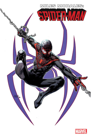Miles Morales: Spider-Man #23 KIB - 1:50 Ratio Variant - David Finch