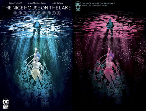 Nice House on the Lake #1 - Exclusive Variant - Megan Hutchison-Cates