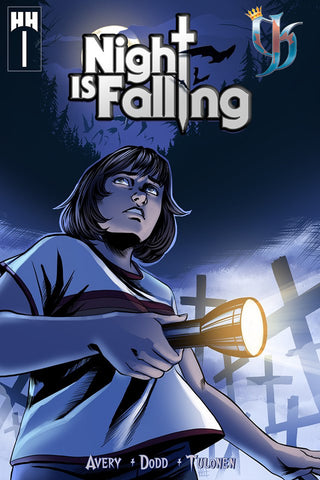 Night is Falling #1 - CK Exclusive Variant - Alysa Avery