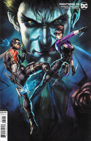 Nightwing #74 - Cover B - Alan Quah