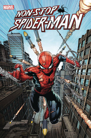 Non-Stop Spider-Man #1 - Cover A - 03/03/21 - David Finch