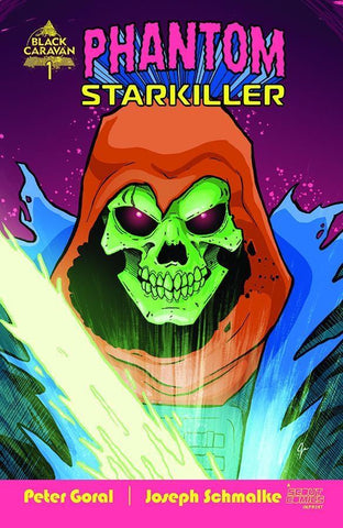 Phantom Starkiller #1 - Exclusive Variant - Jason Lynch