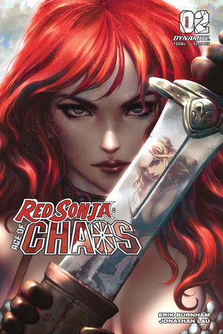 Red Sonja: Age Of Chaos #2 - 1:10 Ratio Variant - Kunkka