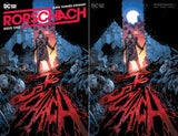 Rorschach #1 - Exclusive Variant - Ken Lashley