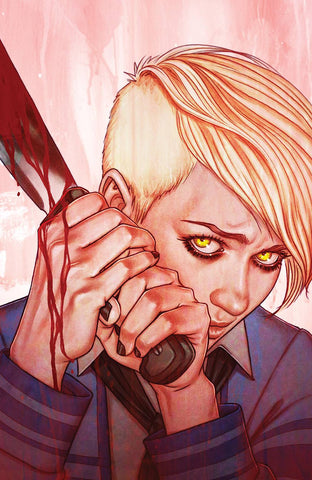 Something is Killing the Children #16 - Cover B - 05/26/21 - Jenny Frison