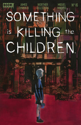 Something is Killing the Children #16 - Cover A - 05/26/21 - Werther Dell'Edera