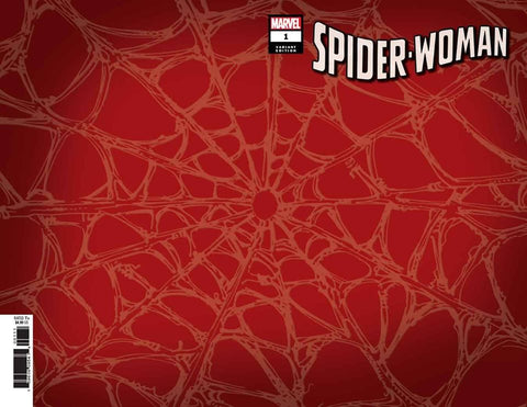 Spider-Woman #1 - 1:200 Ratio Web Variant