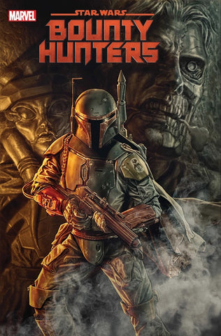 Star Wars: Bounty Hunters #5 - Lee Bermejo