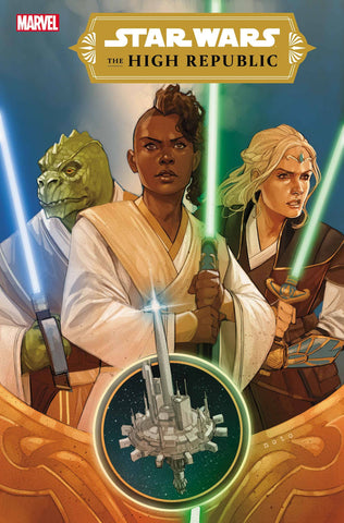 Star Wars: High Republic #1 - Cover A - Phil Noto