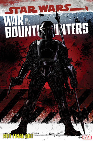 Star Wars: War of the Bounty Hunters Alpha - Director's Cut #1 - Steve McNiven