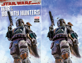 Star Wars: War of the Bounty Hunters Alpha #1 - Exclusive Variant - Marco Turini