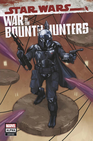 Star Wars: War of the Bounty Hunters Alpha #1 - Exclusive Variant - Phil Noto