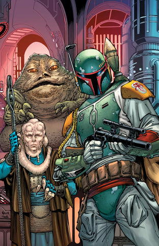 Star Wars: War of the Bounty Hunters Alpha #1 - CK Shared Exclusive - Todd Nauck