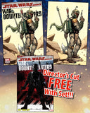 Star Wars: War of the Bounty Hunters Alpha #1 - CK Exclusive - Minkyu Jung