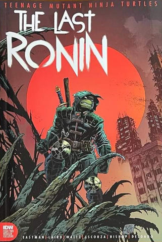 TMNT: The Last Ronin #2 - CK Shared Exclusive - Brian Level